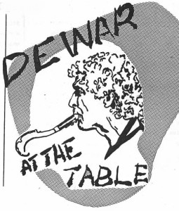 Dewar-Table